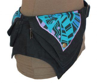 ceinture avec des poches