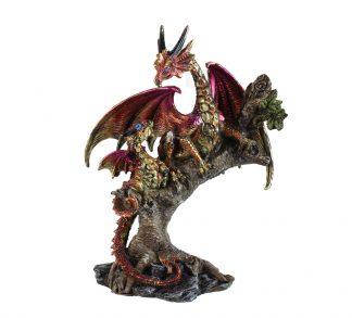 Dragon avec petit