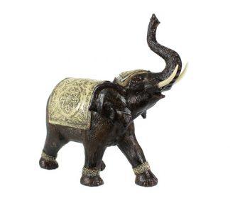 Statue éléphant porte-bonheur