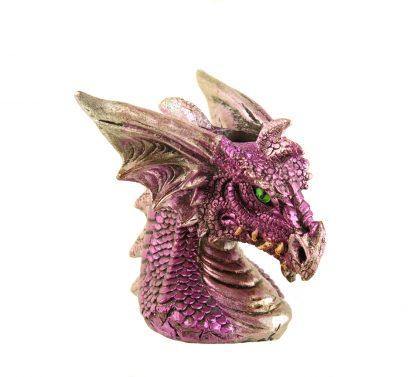Tête dragon backflow